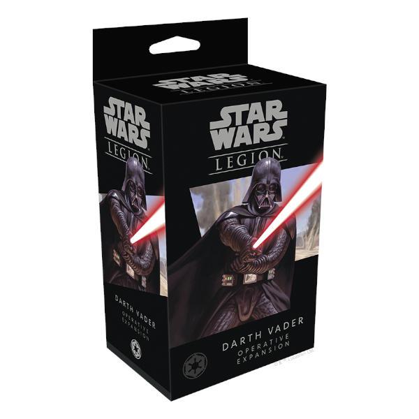 Star Wars Legion Darth Vader Operative Expansion box cover.