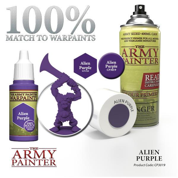Army Painter Alien Purple Colour Primer