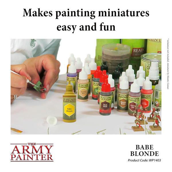 Army Painter Babe Blonde Warpaint