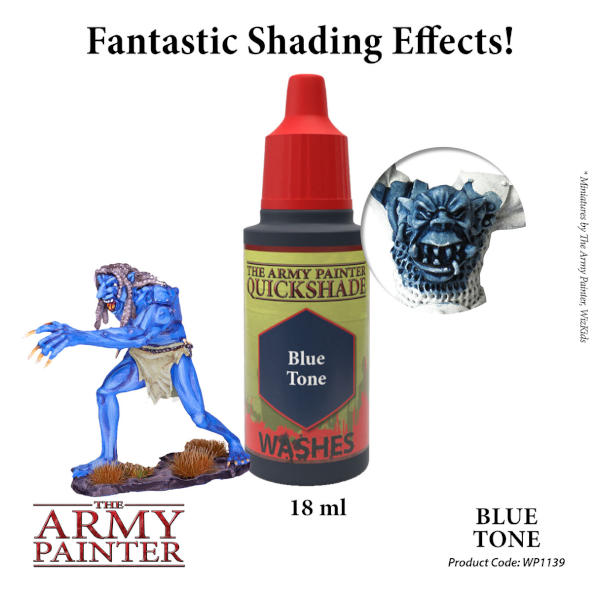 Army Painter Blue Tone Quickshade Wash