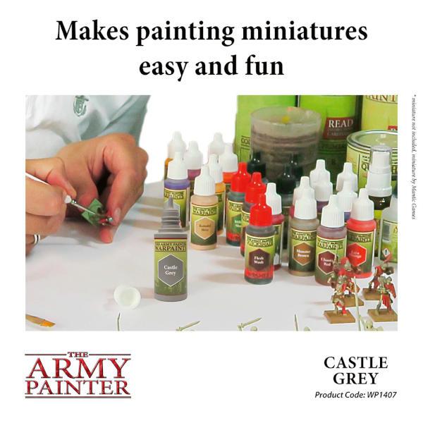 Army Painter Castle Grey Warpaint