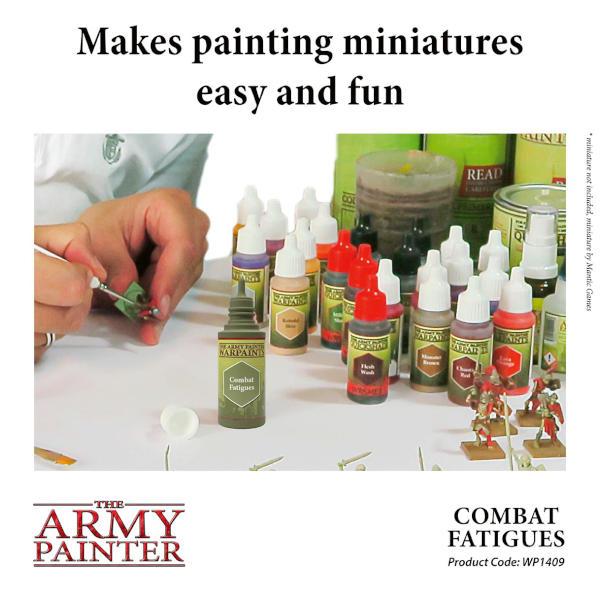 Army Painter Combat Fatigues Warpaint