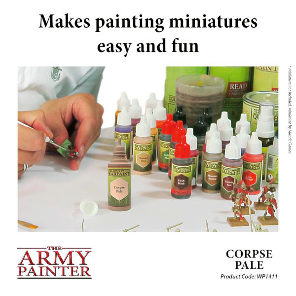Army Painter Corpse Pale Warpaint
