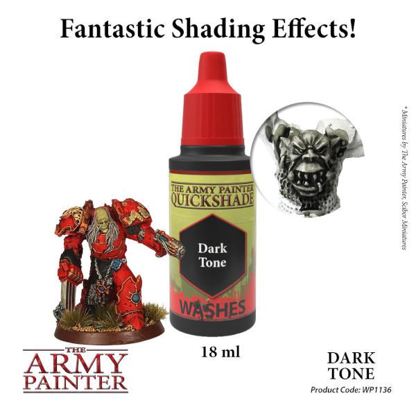 Army Painter Dark Tone Quickshade Wash
