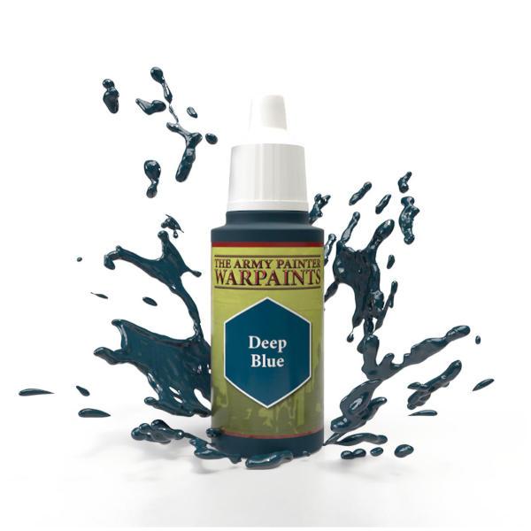 Army Painter Deep Blue Warpaint