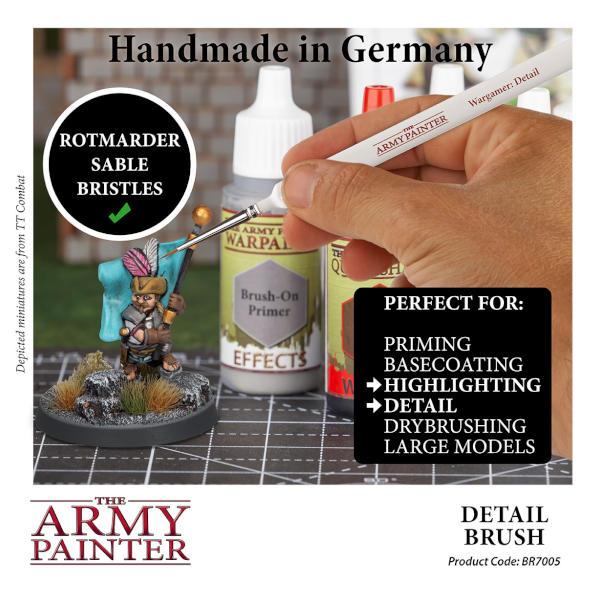 Army Painter Detail Brush (Wargamer)