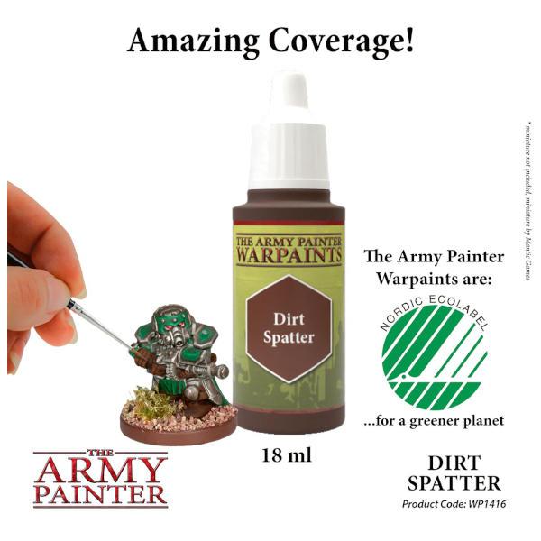 Army Painter Dirt Spatter Warpaint