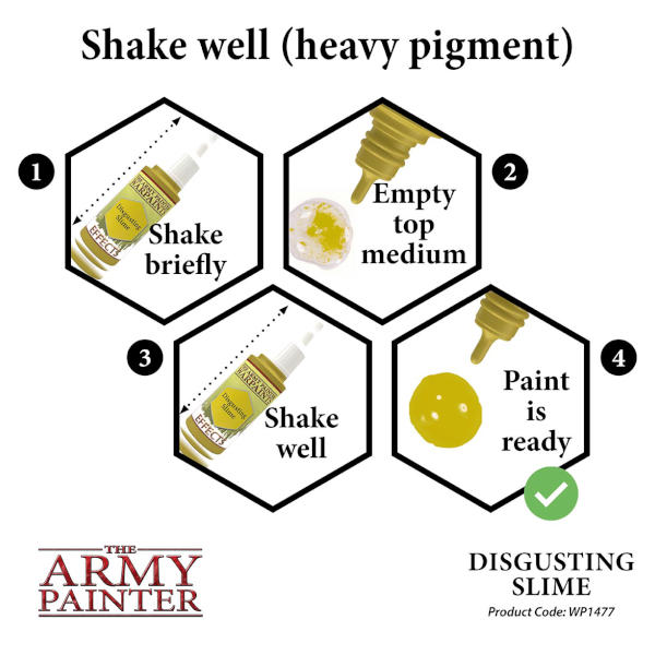 Army Painter Disgusting Slime Effects Warpaint
