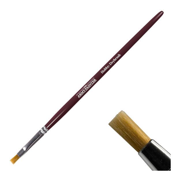 Army Painter Drybrushing Brush