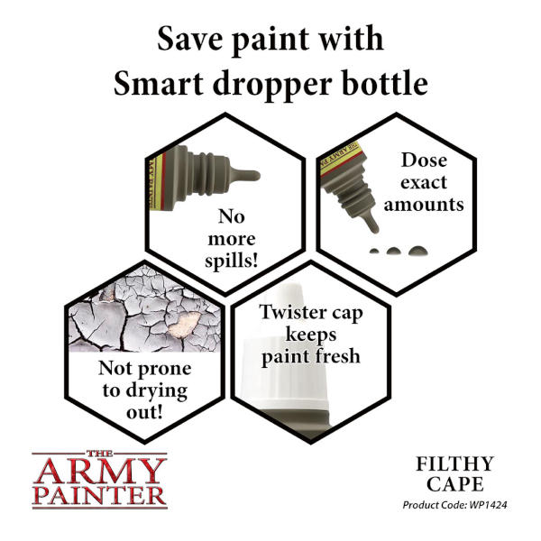 Army Painter Filthy Cape Warpaint