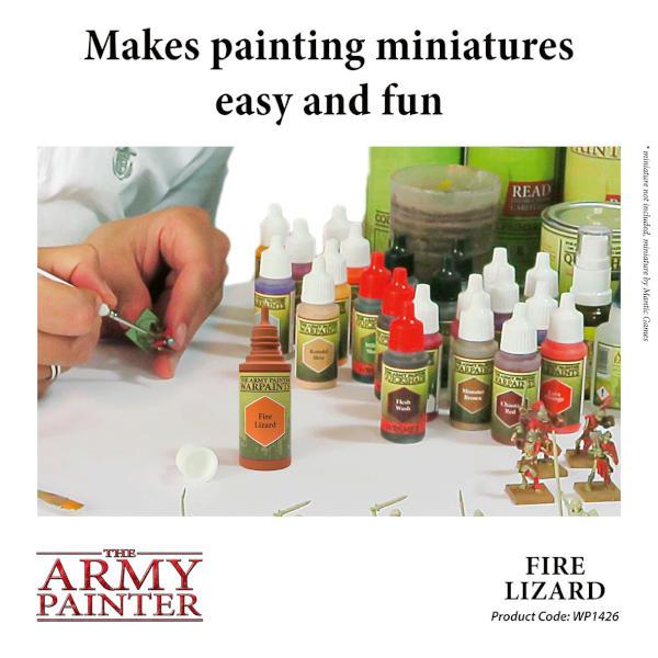 Army Painter Fire Lizard Warpaint