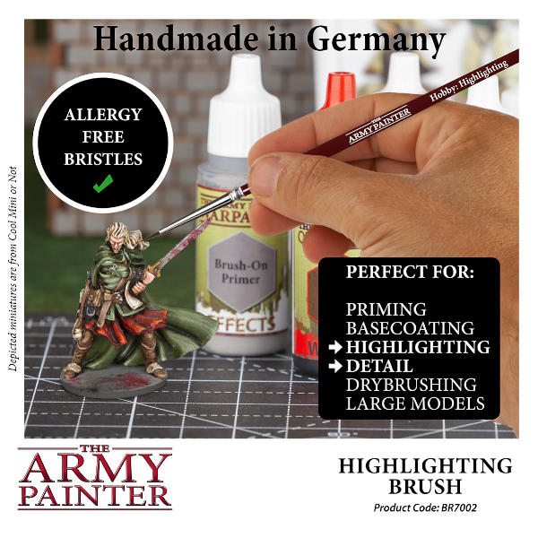Army Painter Highlighting Brush
