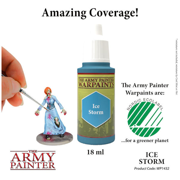 Army Painter Ice Storm Warpaint