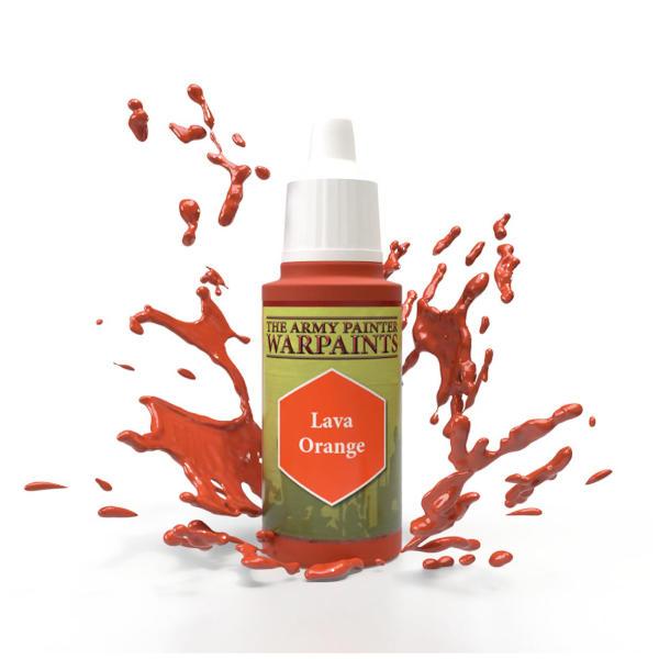 Army Painter Lava Orange Warpaint