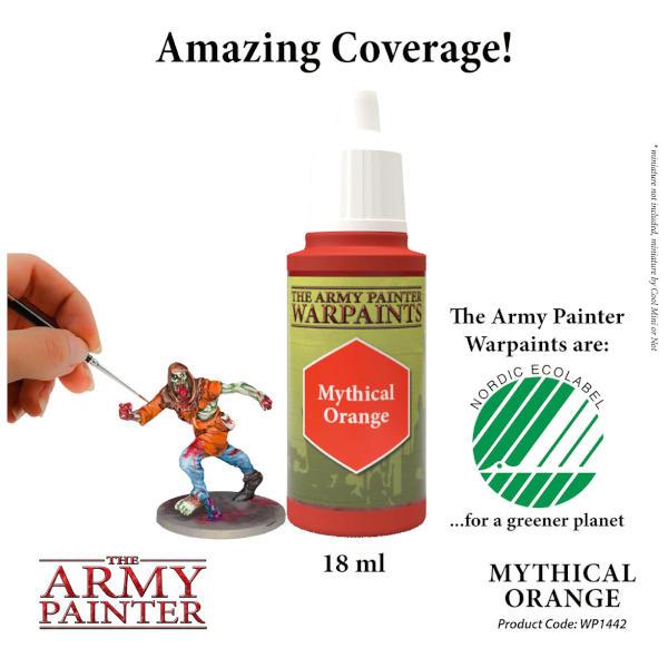 Army Painter Mythical Orange Warpaint
