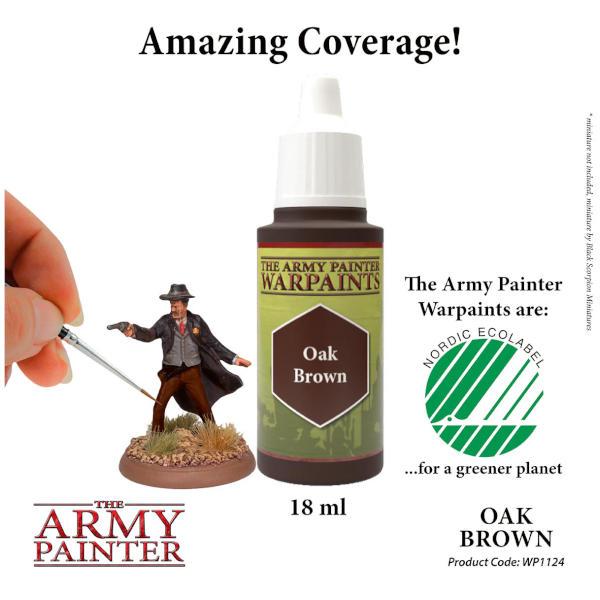 Army Painter Oak Brown Warpaint