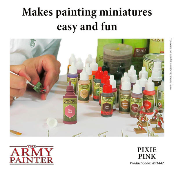 Army Painter Pixie Pink Warpaint