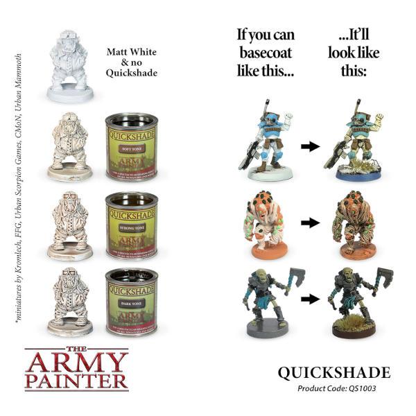 Army Painter Quickshade Dark Tone