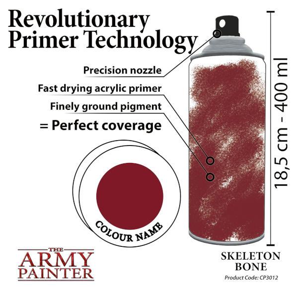 Army Painter Skeleton Bone Colour Primer