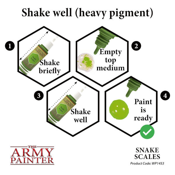 Army Painter Snake Scales Warpaint