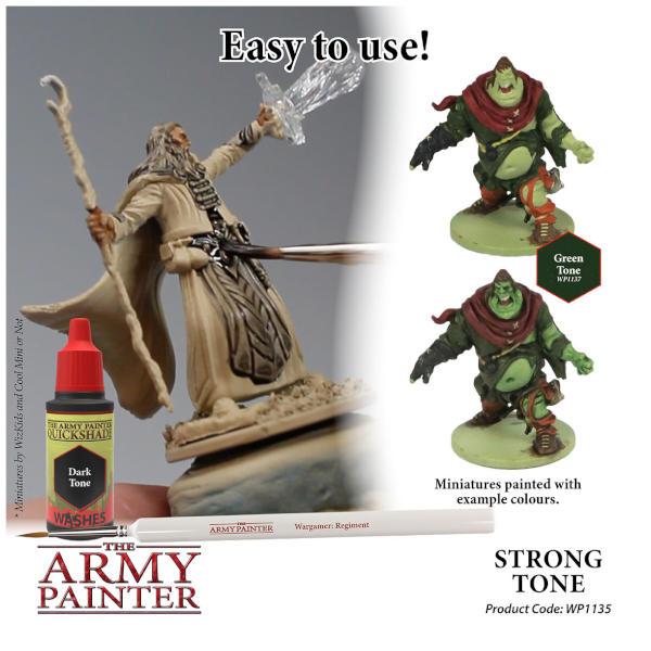 Army Painter Strong Tone Quickshade Wash