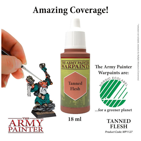 Army Painter Tanned Flesh Warpaint