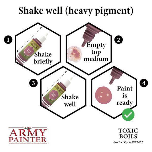 Army Painter Toxic Boils Warpaint
