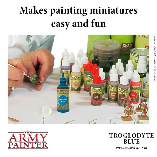 Army Painter Troglodyte Blue Warpaint
