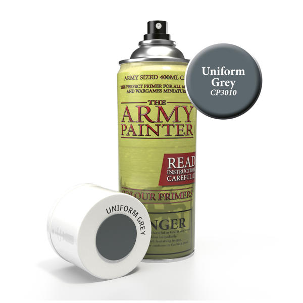 Army Painter Uniform Grey Colour Primer