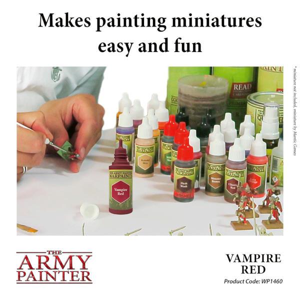 Army Painter Vampire Red Warpaint