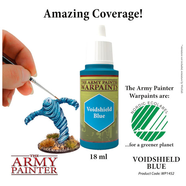 Army Painter Voidshield Blue Warpaint
