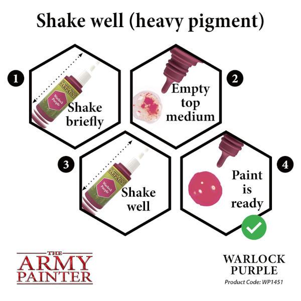 Army Painter Warlock Purple Warpaint