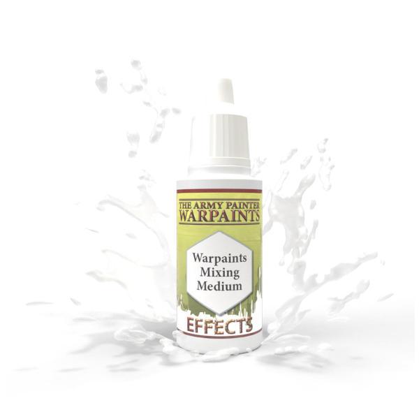 Army Painter Warpaints Mixing Medium Effects Warpaint