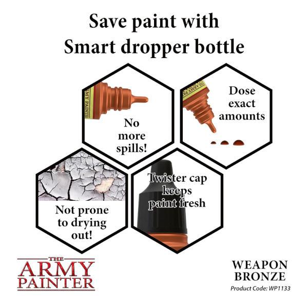 Army Painter Weapon Bronze Warpaint (Metallic)