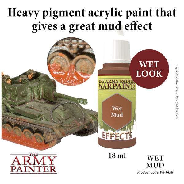 Army Painter Wet Mud Effects Warpaint
