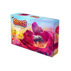 Bees the Secret Kingdom box cover.
