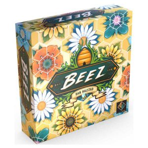 Beez Board Game box cover.