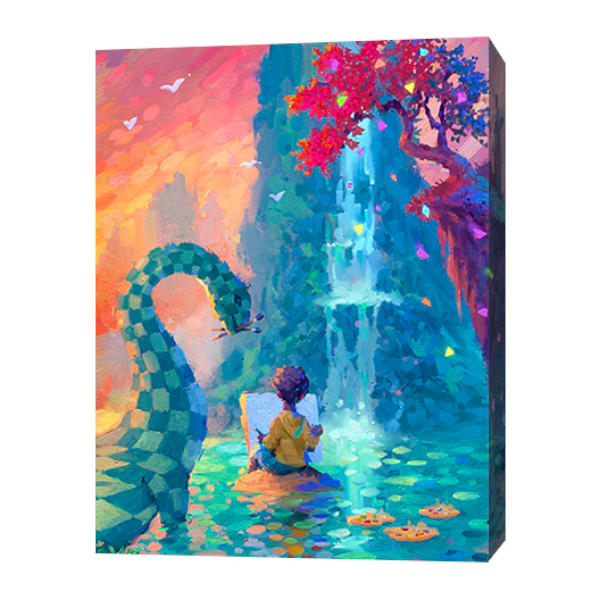 Canvas Reflections Expansion box cover.
