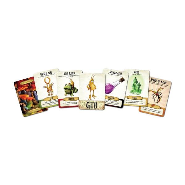 Gubs Card Game cards.
