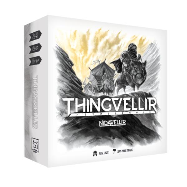 Nidavellir Thingvellir Expansion box.