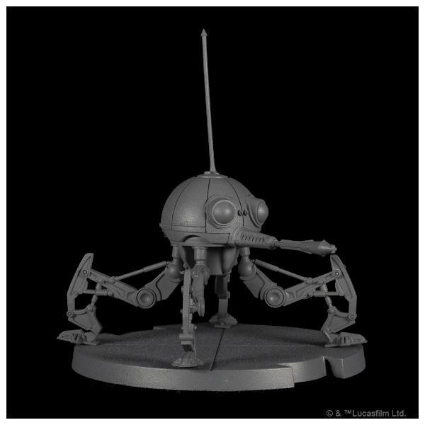 Star Wars Legion DSD1 Dwarf Spider Droid Unit Expansion miniature.