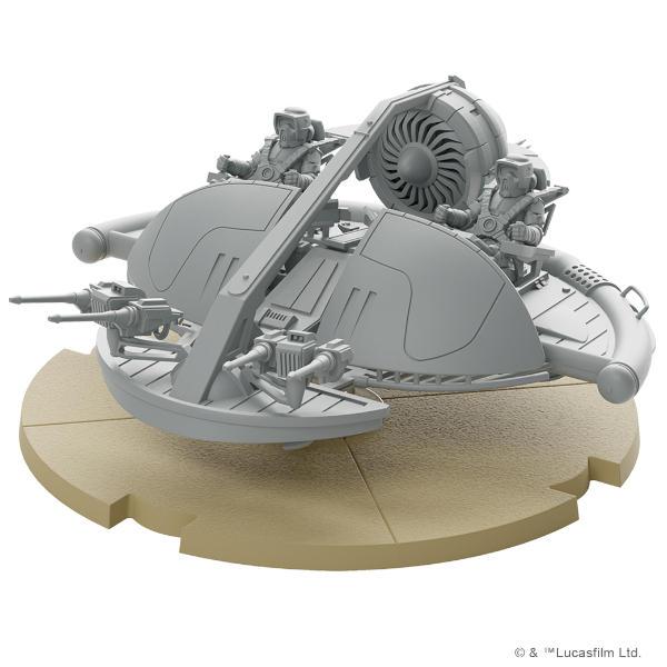 Star Wars Legion Infantry Support Platform Unit Expansion miniature.