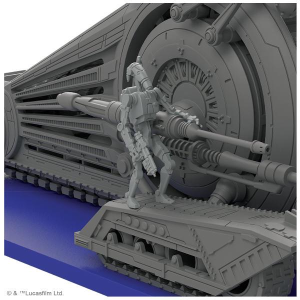 Star Wars Legion NR-N99 Persuader-Class Tank Droid Unit Expansion miniature.