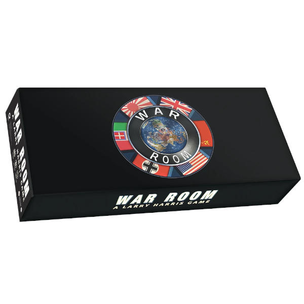 War Room Board Game 2nd Edition box cover.