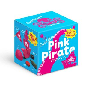 Crash Octopus Pink Pirate Expansion Box Cover.