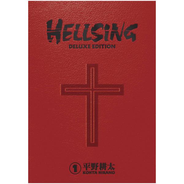 Hellsing Deluxe Volume 1 HC (MR)