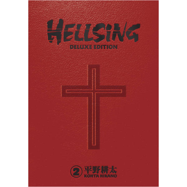 Hellsing Deluxe Volume 2 HC (MR)