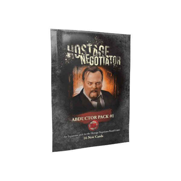 Hostage Negotiator Abductor Pack 6 Expansion