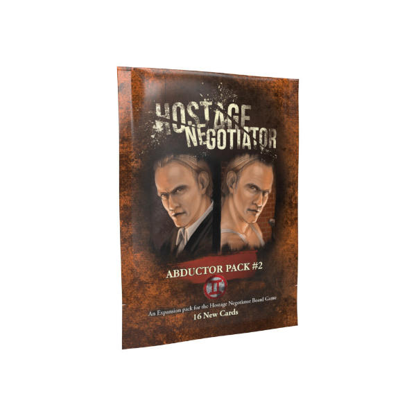 Hostage Negotiator Abductor Pack 9 Expansion
