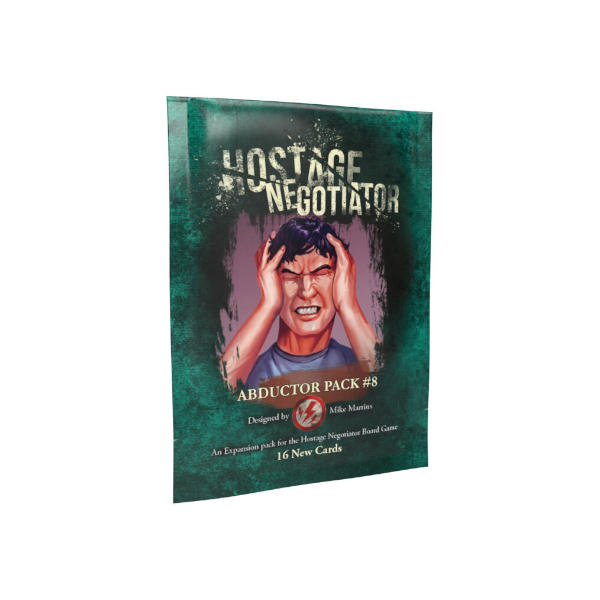 Hostage Negotiator Abductor Pack 8 Expansion